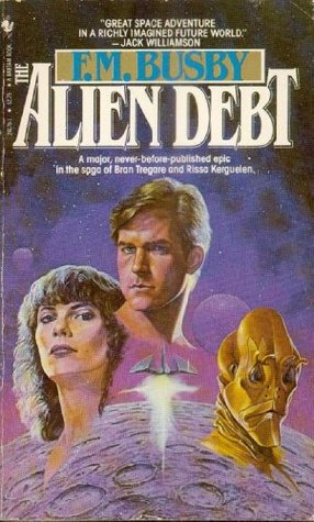 The Alien Debt by F.M. Busby