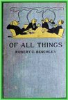 OF ALL THINGS (Illustrated)