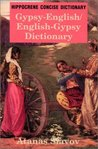 Gypsy-English, English-Gypsy Concise Dictionary