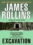 Excavation by James Rollins