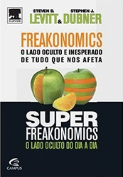 Freakonomics + Superfreakonomics (Freakonomics #1-2)