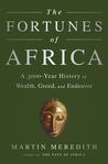 The Fortunes of Africa: A 5,000 year history of wealth, greed and endeavour