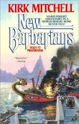 The New Barbarians by Kirk Mitchell