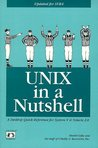 UNIX in a Nutshell: System V Edition: A Desktop Quick Reference for System V Release 4 and Solaris 2.0