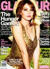 Glamour Magazine (April, 2012) Jennifer Lawrence Cover