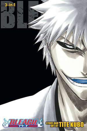 Bleach (3-in-1 Edition), Vol. 9: Includes vols. 25, 26 & 27
