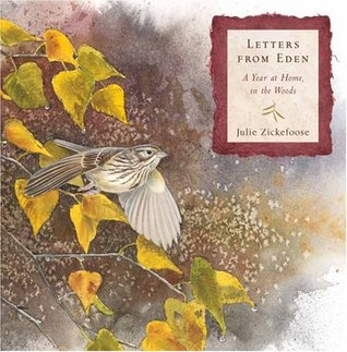 Letters From Eden by Julie Zickefoose