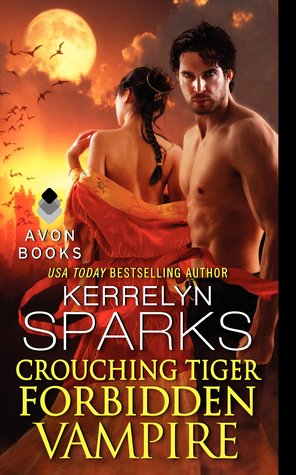 Crouching Tiger, Forbidden Vampire (Love at Stake, #16)