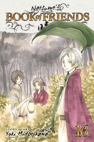 Natsume's Book of Friends , Vol. 16