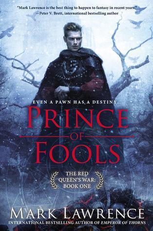 Prince of Fools The Red Queen's War 1