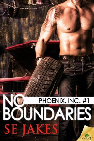 No Boundaries (Phoenix, Inc. #1)