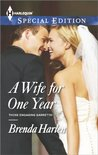 A Wife for One Year (Those Engaging Garretts!)