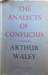 The Analects of Confucious