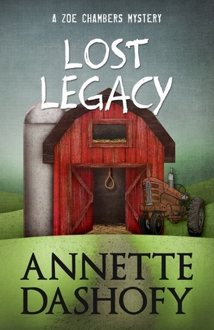 Lost Legacy (Zoe Chambers Mysteries, #2)