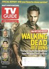 Tv Guide 60th Anniversary ~ February 11-24, 2013 ~ the Walking Dead (Rick Faces Off Against the Governor*on Set Exclusive)