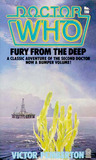 Doctor Who: Fury from the Deep (Target Doctor Who Library, No. 110)