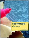 Map of Warsaw, Poland (Maps of Poland)