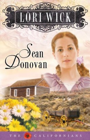 Sean Donovan (The Californians #3)