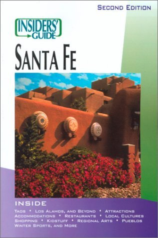 Insiders' Guide to Santa Fe by Anne Hillerman