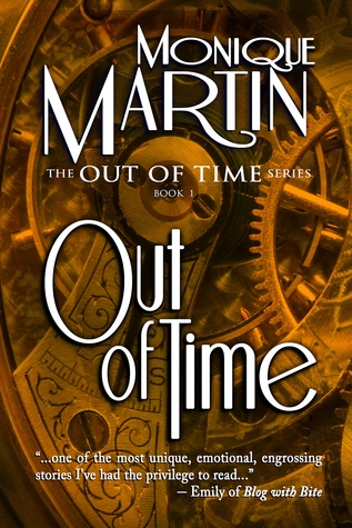 Out of Time by Monique Martin