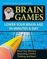 Brain Games #1: Lower Your Brain Age By Minutes a Day