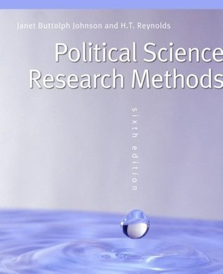 a study on the importance of the scientific method in political science