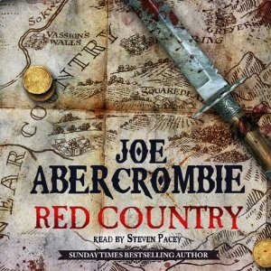 Download Red Country (The First Law) PDF by Joe Abercrombie, Steven Pacey