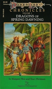 Dragons of Spring Dawning Dragonlance: Chronicles 3