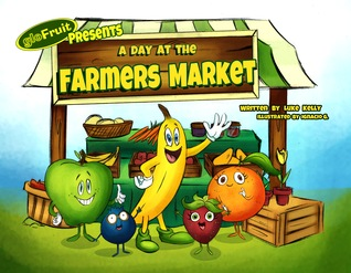 A Day at the Farmers Market by Luke   Kelly
