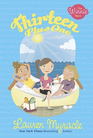 Thirteen Plus One by Lauren Myracle