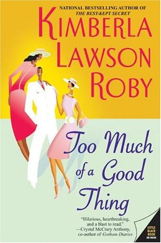 Too Much of a Good Thing (Reverend Curtis Black, #2)