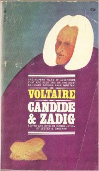 Candide and Zadig by Voltaire