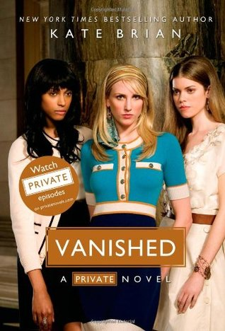 Vanished by Kate Brian