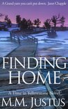 Finding Home (Time in Yellowstone #3)