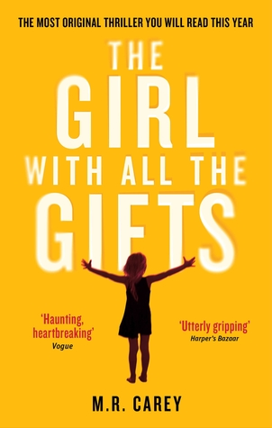 The Girl With All The Gifts - book cover