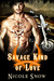 Savage Kind of Love (Prairie Devils MC #3)