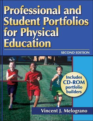 Professional and Student Portfolios for Physical Education [With CDROM]