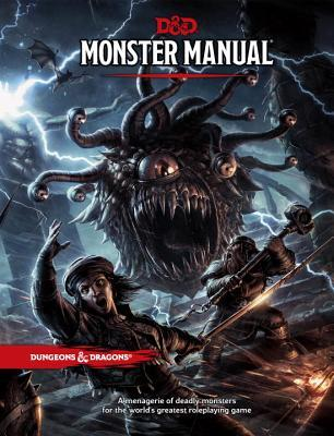 Monster Manual (Dungeons & Dragons, 5th Edition)