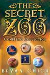 The Secret Zoo Complete Collection: The Secret Zoo, Secrets and Shadows, Riddles and Danger, Traps and Specters, Raids and Rescues