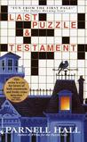 Last Puzzle and Testament (Puzzle Lady, #2)