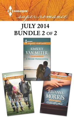 Harlequin Superromance July 2014 - Bundle 2 of 2: Challenging Matt\A Sinclair Homecoming\Dating a Single Dad