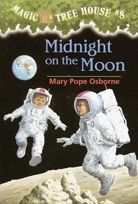 Midnight On The Moon by Mary Pope Osborne