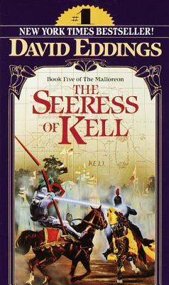 The Seeress of Kell by David Eddings