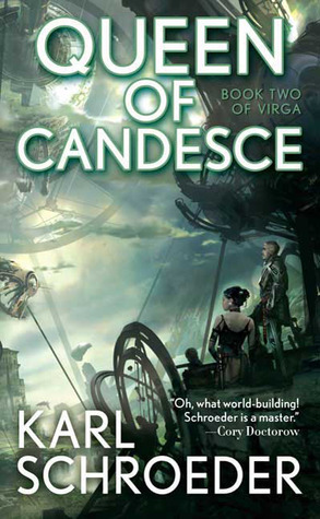 Queen of Candesce (Virga, #2)