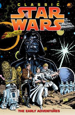 Classic Star Wars, Volume Four by Russ Manning