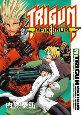 Trigun Maximum Volume 3 by Yasuhiro Nightow