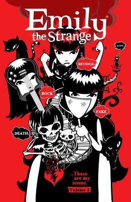 Emily the Strange Volume 2 by Rob Reger