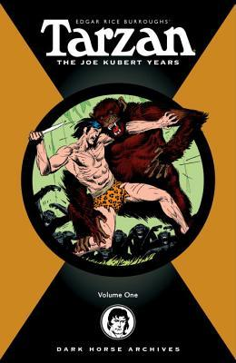 Tarzan: The Joe Kubert Years, Vol. 1