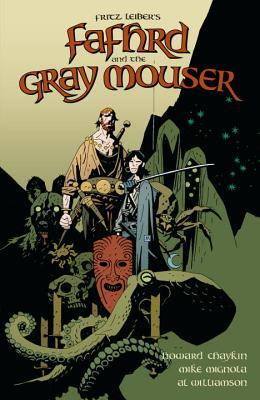 Fafhrd and the Gray Mouser by Mike Mignola