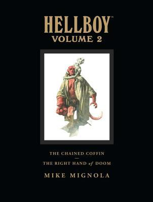 Hellboy Library Edition, Volume 2 by Mike Mignola